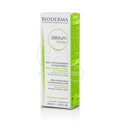 BIODERMA  - SEBIUM Hydra - 40ml