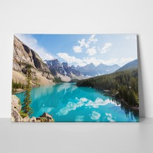Beautiful turquoise waters canada 492984652 a