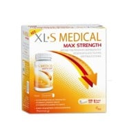 XL-S MEDICAL MAX STRENGTH 120 ΔΙΣΚΙΑ
