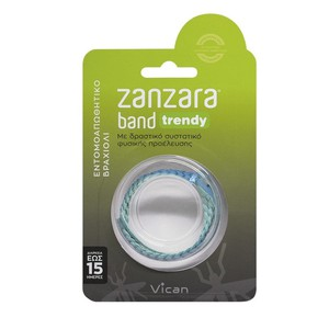 Zanzara band trendy