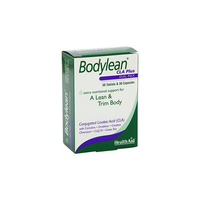 HEALTH AID BODYLEAN CLA PLUS (30TABL+30CAPS)