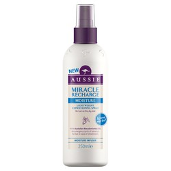 Aussie Miracle Recharge Moisture Conditioning Spray 250ml