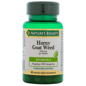 Natures boundy horny goat   maca 60caps