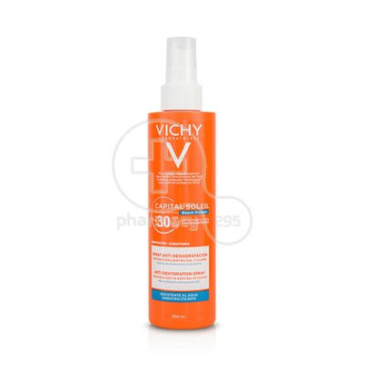 VICHY - CAPITAL SOLEIL Anti Dehydration Spray SPF30 - 200ml