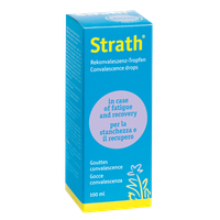 STRATH CONVALESCENCE DROPS 100ML