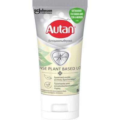AUTAN DEFENSE PLANT BASED LOTION
