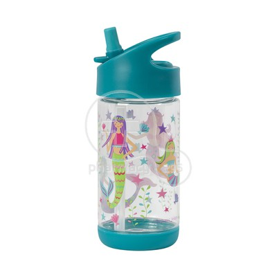 STEPHEN JOSEPH - Flip Top Bottle (Mermaid) - 300ml