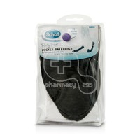 SCHOLL- PARTY FEET Pocket Ballerina No35-36 (Μαύρο) - 1 ζευγάρι