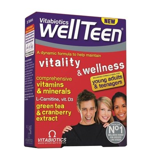 Wellteen vitabiotics