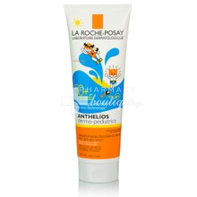 La Roche Posay Anthelios  Dermo-Pediatrics Wet Skin Gel Lotion SPF50 - Κατάλληλο & για Βρεγμένο Δέρμα, 250ml