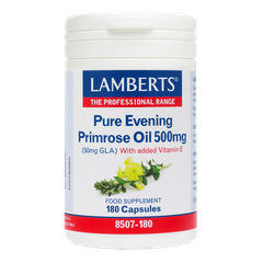 Lamberts Pure Evening Primrose Oil 500mg 180 κάψουλες
