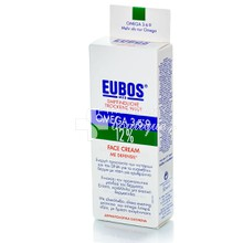 Eubos Omega 3-6-9 FACE Cream - Ξηρό Δέρμα, 50ml
