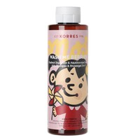 KORRES KIDS WASH BERRIES SHAMPOO&SHOWERGEL 250ML