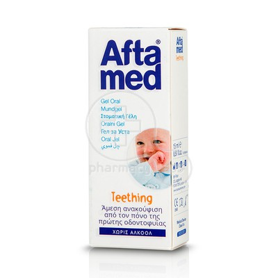 AFTAMED - TEETHING Oral Gel - 15ml