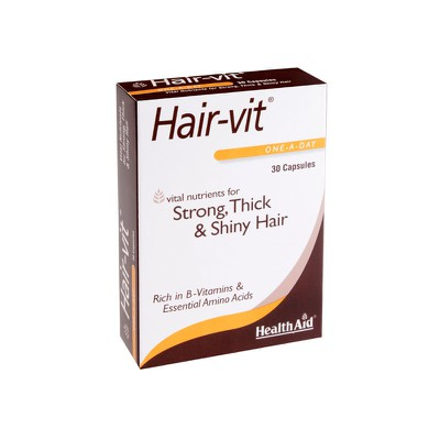 Health aid - HairVit - 30caps