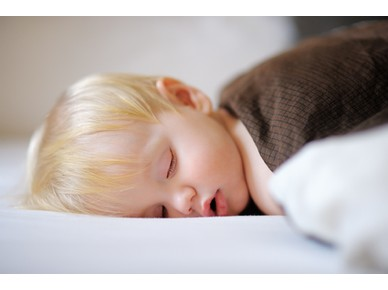 Children and sleep: The process