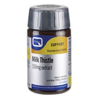 QUEST MILK THISTLE 150MG EXTRACT 60TAB