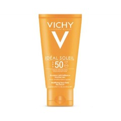 Vichy Ideal Soleil Mattifying Face Fluid Dry Touch SPF50 Αντηλιακή Κρέμα Προσώπου 50ml