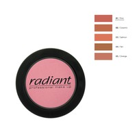 RADIANT PURE MATT BLUSH COLOR No1-PINK