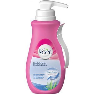 Veet cream depilatoare 400ml
