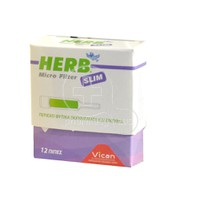 HERB - Micrο Filter Slim - 12pipes