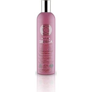 Natura siberica coloured and damaged hair shampoo 400ml
