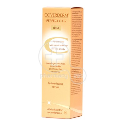 COVERDERM - PERFECT LEGS Fluid SPF40 (No56) - 75ml