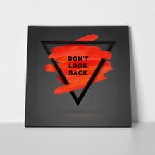 Quote dont look back a