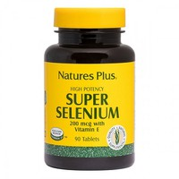 NATURE`S PLUS SUPER SELENIUM 200MCG 90TABS