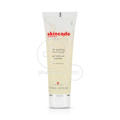 SKINCODE - ESSENTIALS Purifying Cleansing Gel - 125ml