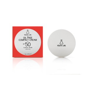 Oil free compact cream powder spf 50 medium