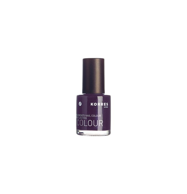 KORRES MAQ. NAIL COLOR N29 ULTRA VIOLET 10ML
