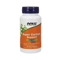 NOW SUPER CORTISOL SUPPORT 90CAPS