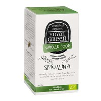 ROYAL GREEN SPIRULINA 60TABL