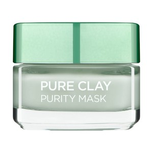 Pure clay purity mask
