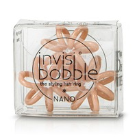 INVISIBOBBLE - NANO To Be or Nude To Be - 3τεμ.