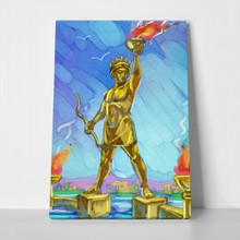 Colossus of rhodes 2 685010422 a