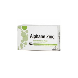 Biorga Alphane Zinc 15mg 60 caps