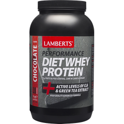 Lamberts Diet Whey Protein Chocolate Flavour 1000gr