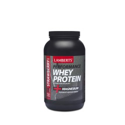 Lamberts Whey Protein Isolate Strawberry 1000gr