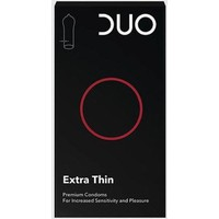 Duo Extra Thin 6τμχ - Λεπτά Προφυλακτικά
