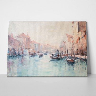 Venice watercolor pastel 514382758 a