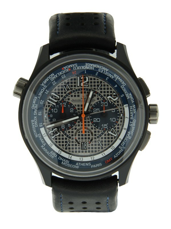 5 World Chronograph