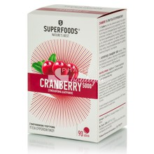 Superfoods Cranberry 5000, 90tabs