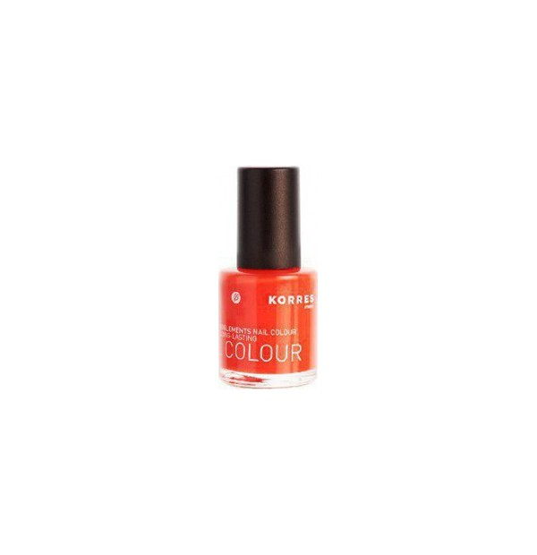 KORRES MAQ. NAIL COLOR N46 TANGERINE 10ML