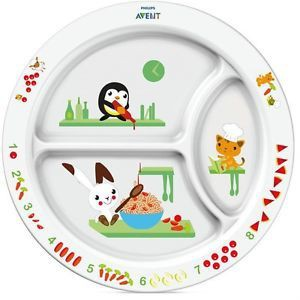 Philips avent toddler divider plate 12m