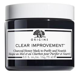 Origins Clear Improvement™ Active Charcoal Honey Mask To Purify And Nourish New 75ml