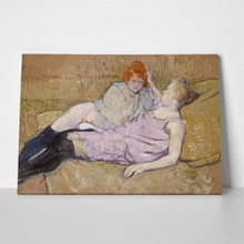 Toulouse lautrec the sofa 751010701 a