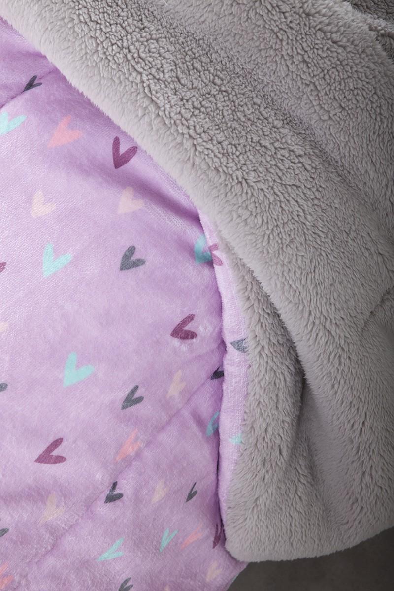 Κουβερτοπάπλωμα Rainbow Hearts  Κουβερτοπάπλωμα Rainbow Hearts   Κουβερτοπάπλωμα Rainbow Hearts d862b6374b9