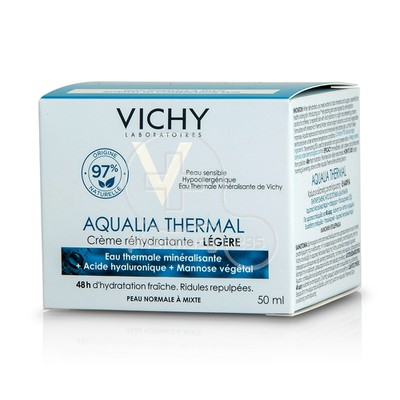 VICHY - AQUALIA THERMAL Creme Rehydratante Legere - 50ml PNM